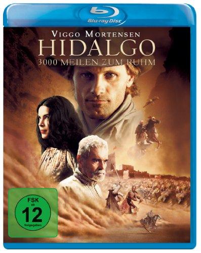 Hidalgo - 3000 Meilen zum Ruhm [Alemania] [Blu-ray]