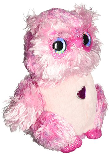 "Wild Republic Sweet and Sassy Owl 8"" Animal Plush"
