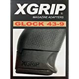 XGGL43-9 Crimson Trace Corporation Laserguard, Fits Sig Sauer P320 Full Size, Front Activated, Red Laser, Black Finish