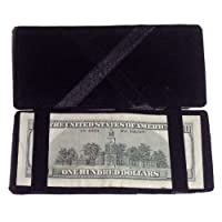 Genuine Leather Magic Wallet Slim Credit Card ID Holder