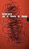 Jeu et th�orie du duende par Garcia Lorca