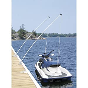 Buy Dock Edge Economy Mooring Whip 8ft 2000 LBS up to 18ft by Dock Edge