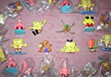 Wholesale Lot 15 Spongebob Sponge Bob Figures Party Favors New Toys