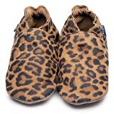 Inch Blue Plain Leopard Shoes