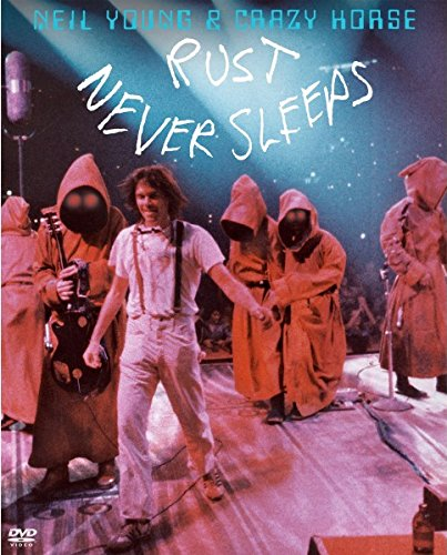 Blu-ray : Neil Young & Crazy Horses - Rust Never Sleeps (Blu-ray)