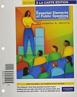 essentials of public speaking 5th edition pdf