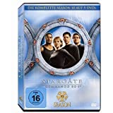"Stargate SG-1 Staffel 10 [5 DVDs]von ""Ben Browder"""
