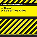 A Tale of Two Cities: CliffsNotes Audiobook by Marie Kalil, M.A. Narrated by Luke Daniels