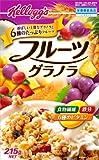 51flBuuYu1L. SL160  【食べ物】フルーツグラノーラが人気すぎる!私もケロッグ「フルーツグラノラ」に豆乳をかけて食べてみましたよ!