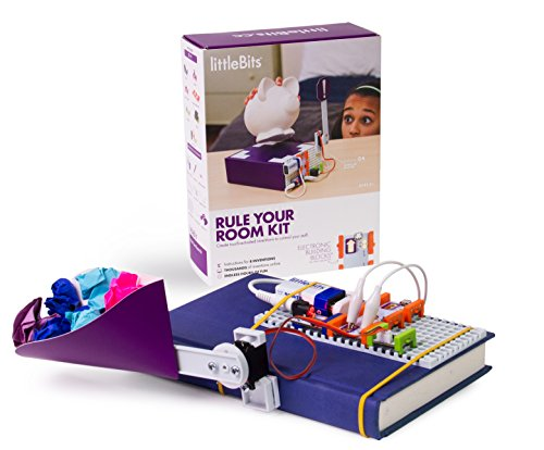 littleBits Rule Your Room Kit (Littlebits Electronics compare prices)