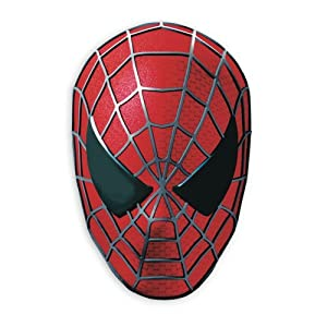Amazon.com: Spiderman Mask 8 Pieces Party Carboard Favor Masks: Toys