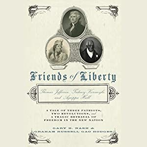 Friends of Liberty Audiobook
