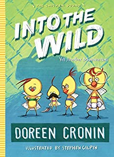 Book Cover: Into the Wild: Yet Another Misadventure