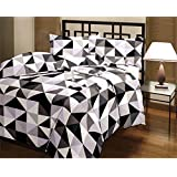 India Get Shopping Check Print Super Soft And Warm Micro Fiber Single Bed Brown Dohar / AC Comfort / Blanket / Quilt