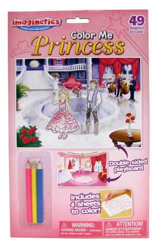 Imaginetics Color Me Princess - 1