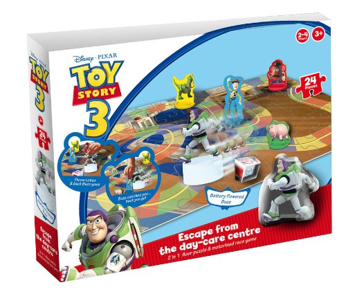 Pressman Toy Story 3 Escape from the Day-Care Centre Race'n'Chase Game