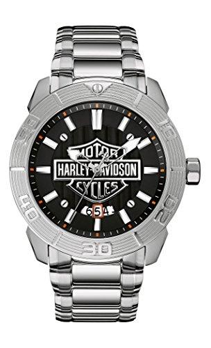 Harley-Davidson Orologio da uomo 76B169