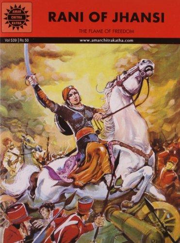 Rani of Jhansi (Amar Chitra Katha) Image