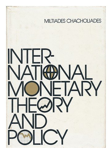 International Monetary Theory and Policy