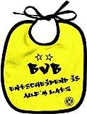 Borussia Dortmund Bibs with German Text (Set of 2)