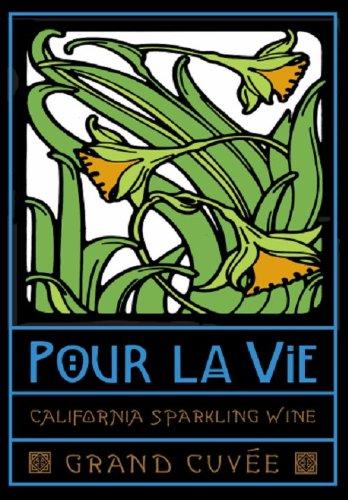 Pour La Vie NV  Grand Grand Cuvee Sparkling Wine 750ml