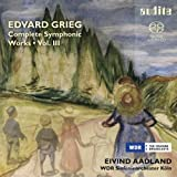 Grieg: Complete Symphonic Works, Vol. 3