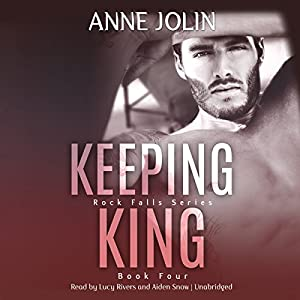 Keeping King Audiobook
