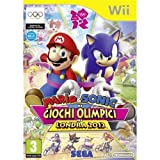 WII MARIO & SONIC AT THE LONDON 2012 OLYMPIC GAMES (EU)