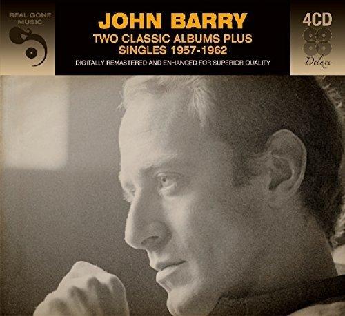 John Barry - 2 Classic Albums Plus Singles 1952-1962