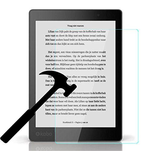 Kobo Aura One 7.8 Screen Protector, EpicGadget(TM) Ultra HD Crystal Clear Bubble...