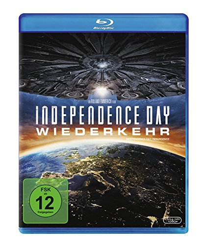 Independence Day 2 - Wiederkehr [Alemania] [Blu-ray]