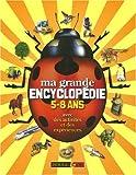 echange, troc John Farndon, John Kirkwood, Collectif - Ma grande encyclopédie 5/8 ans