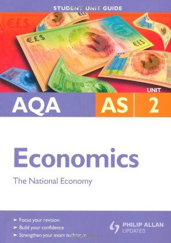 aqa as economics unit 2 Aqa-econ2-w-qp-jun11 economics unit 2 june 11 - free download as pdf file (pdf), text file (txt) or read online for free.