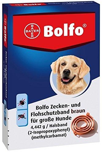 Artikelbild: Bayer 33251 Bolfo Flohschutzband