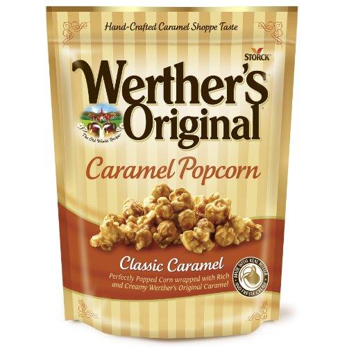 Werther's Original Caramel Popcorn, 6 Ounce