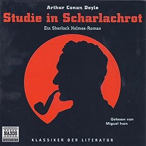 Sherlock Holmes - Studie in Scharlachrot Hörbuch