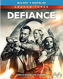 Defiance: Season 3 (Blu-ray + DIGITAL HD)