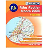 Atlas Routier France 2008 (Broche)