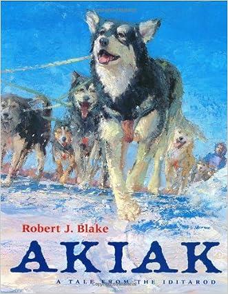 Akiak : A Tale from the Iditarod