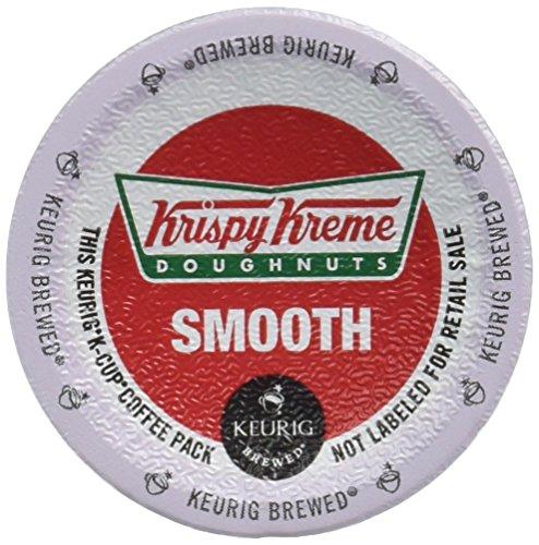 Krispy Kreme Smooth Light Roast Coffee 48 K-Cups (Light Roast Coffee For Keurig compare prices)