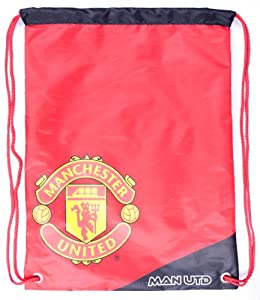 Manchester United Football Club Kids Gymsack Tri by Manchester United Football Club