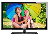 "MEDION LIFE P12248 (MD 21343) 54,6 cm (21,5"" Zoll) LED-Backlight-TV, Full-HD, HD Triple Tuner, DVD Player, Mediaplayer, EEK A, schwarz"