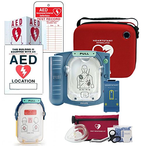 Philips OnSite AED Portable Community Bundle