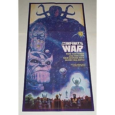 Infinity War Poster Amazon