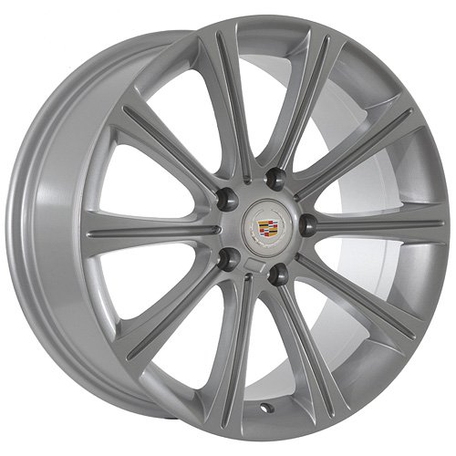 18 Cadillac Wheels Rims Silver (set of 4)