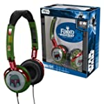 SAVE $12.00 - Funko Boba Fett Fold-Up Headphones $27.99