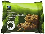 Traidcraft Fairtrade Fruit, Nut and Chocolate Cookies 44 g (Pack of 24)