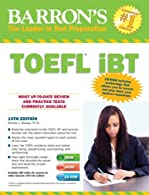 Barron's TOEFL iBT with-ROM and 2 Audios