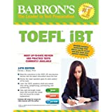 Barron's TOEFL iBT with Audio CDs and CD-ROM, 14th Edition ~ Pamela Sharpe Ph.D.