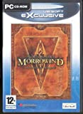 Morrowind the elder scrolls III eXclusive - PC - UK